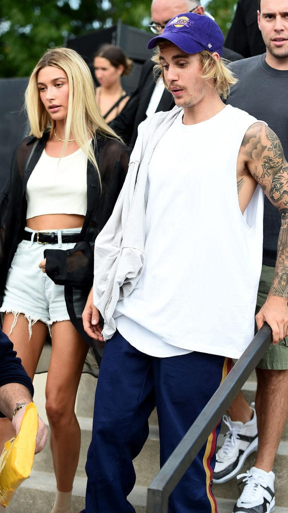 3c1fcfd626 Hailey Bieber Gushes Over Hubby Justin Bieber and New Look