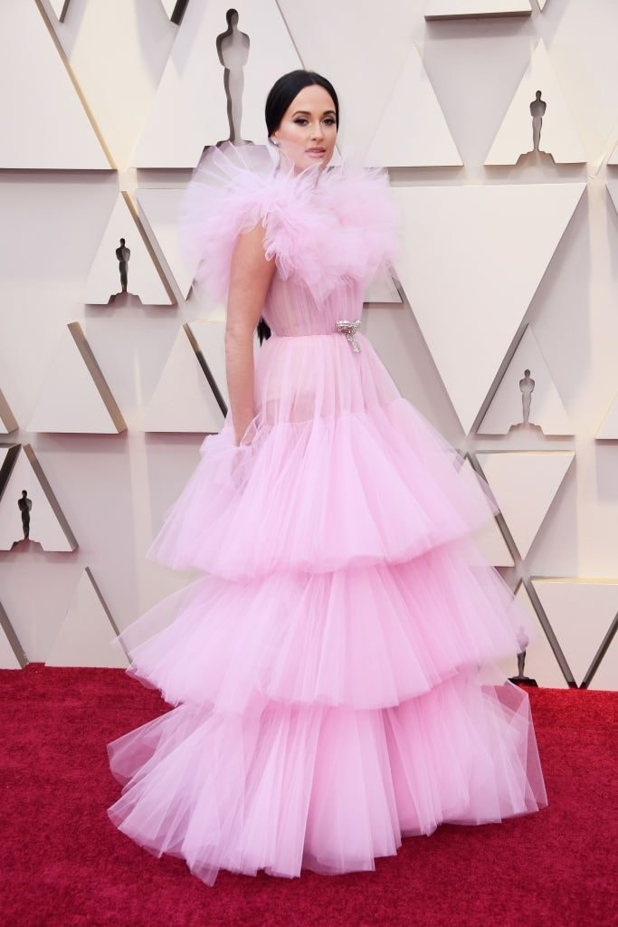 Oscars' Fashion: Bubblegum Pink Gowns Rule the Red Carpet
