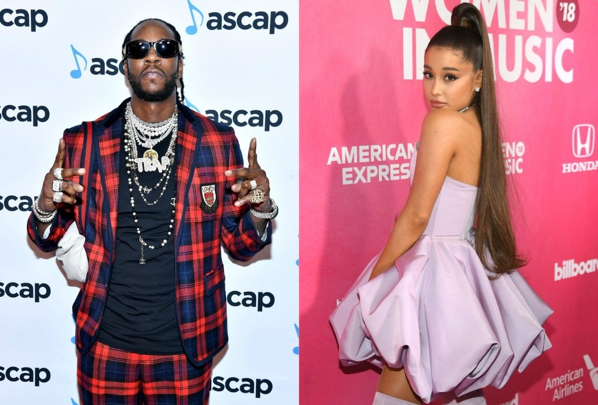 2Chainz and Ariana Grande Drop Video for 'Rule The World'