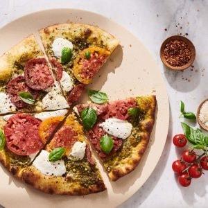 grill pizza stone